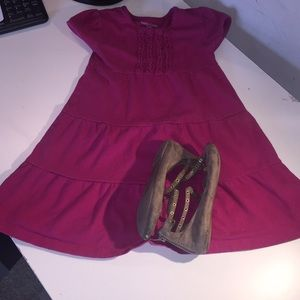 Other - All Pink Darling Dress
